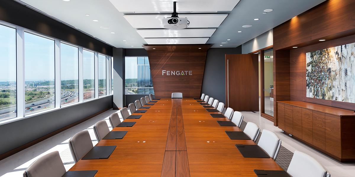 Fengate board room